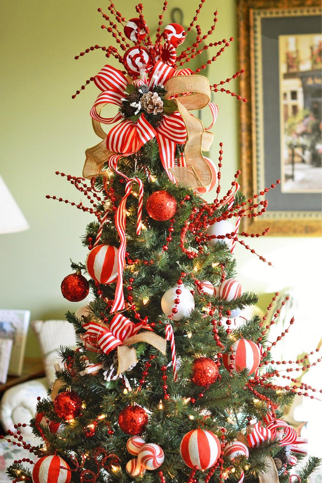 Decorating With Burlap Burlap Christmas Tree Decorating