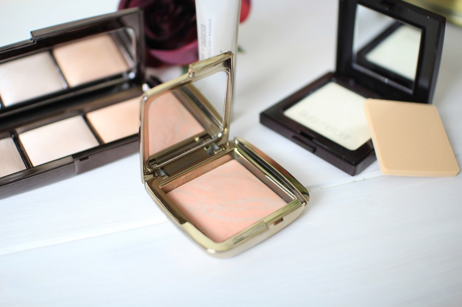 hourglass dim infusion blush