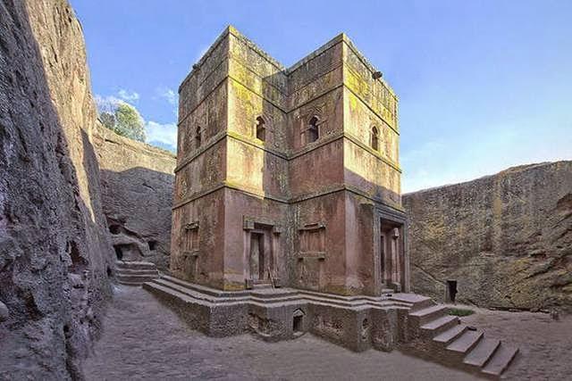 Biete Ghiorgis, Ethiopia