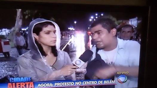 MARCUS BENEDITO CONTRA O AUMENTO DA PASSAGEM