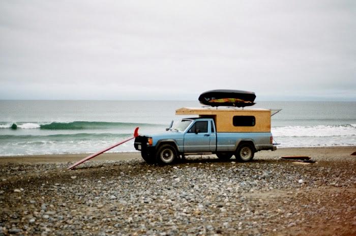 pickup truck camper