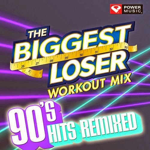 The Biggest Loser Workout Mix 90's Hits Remixed 2014
