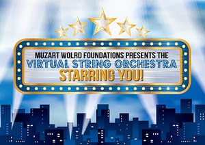 MuzArt World Foundation The Virtual Symphony Orchestra Auditions Website