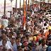 बाबा की अवतरण तिथि भादवाषुक्ला बीज पर रामदेवरा में उमड़ा आस्था का ज्वार