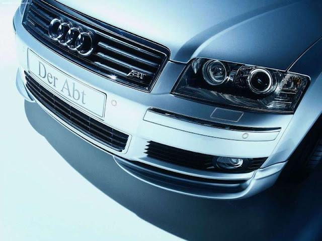 ABT Audi AS8 (2003)