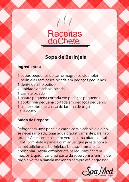 Sopa de Berinjela
