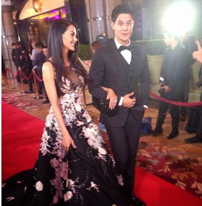 8th Star Magic Ball Couple Daniel Matsunaga and Vanessa Matsunaga