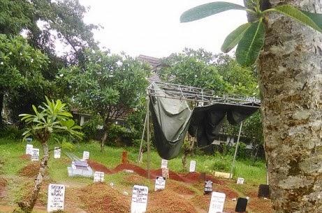 Cerita Misteri di Lokasi Matinya Begal Panggang Pondok Aren