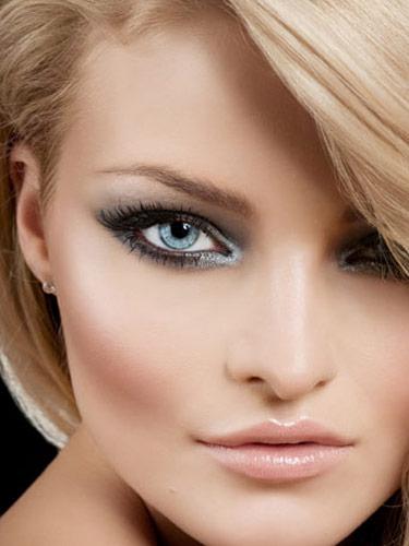 Smokey Eye Makeup For Blue Eyes | Beauty Care - Beauty blog