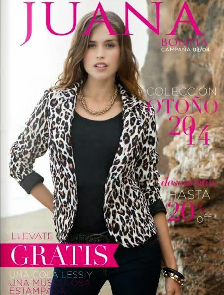 juana bonita catalogo 3-4 otoño 2014