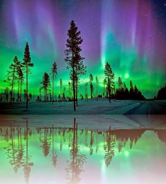 Northern Lights, Alaska