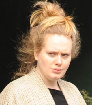 Adele-peinado
