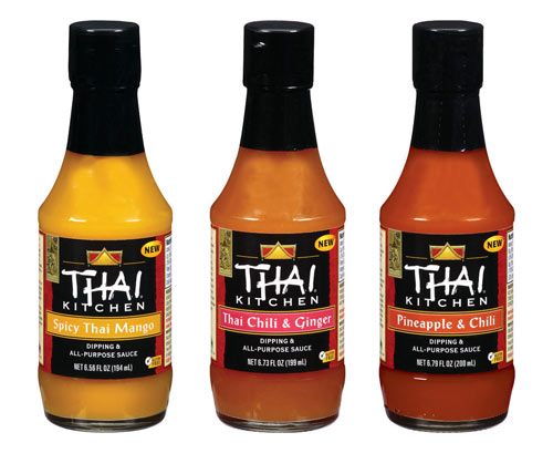 Skinny Bits: {giveaway} Thai Kitchen Dipping Sauces