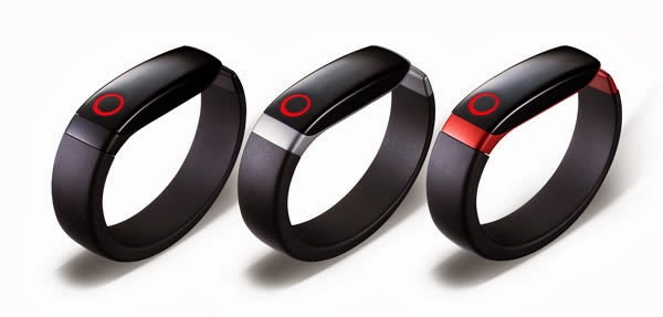 Fitness Wirst Band by LG