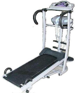 Jual Treadmill Manual