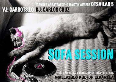 SOFA SESSION-Otsailak5