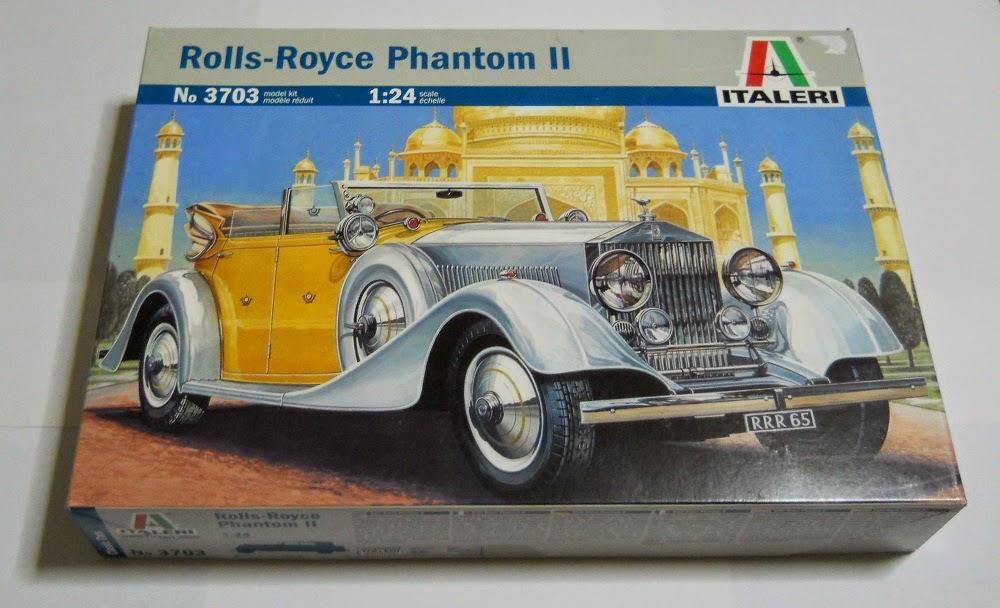 1:24 model car italeri