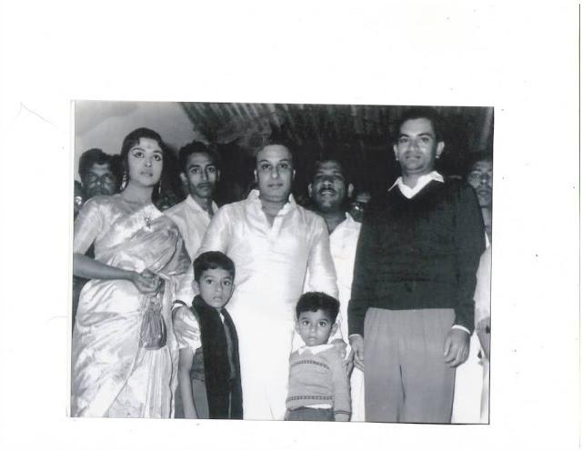 Saroja Devi & MGR