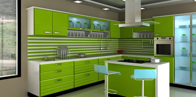 modular kitchen | kitchen interiors | hettich kitchens