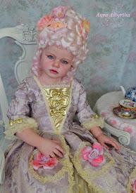 Rococo dolls