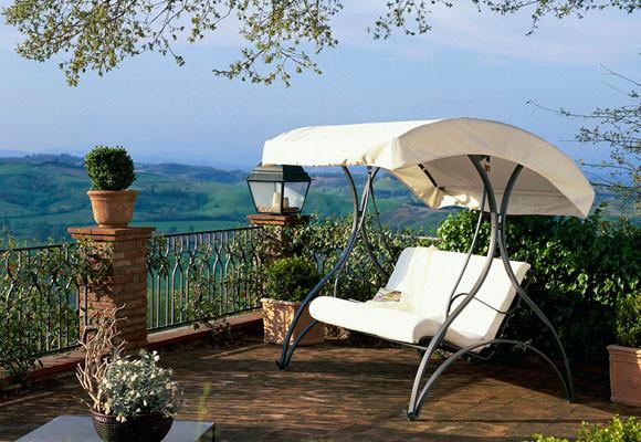 Blog de muebles jard n balancines y columpios - Balancines de jardin baratos ...