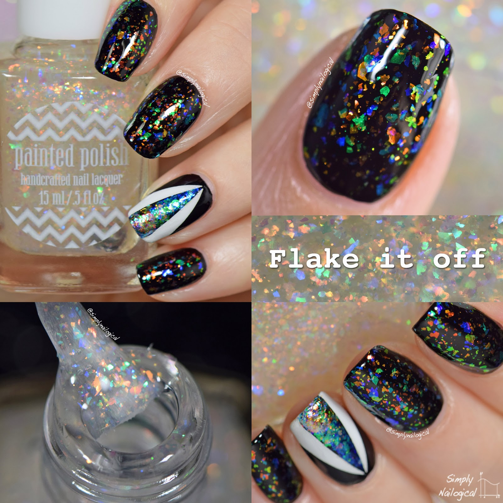 Painted Polish - Flake It Off