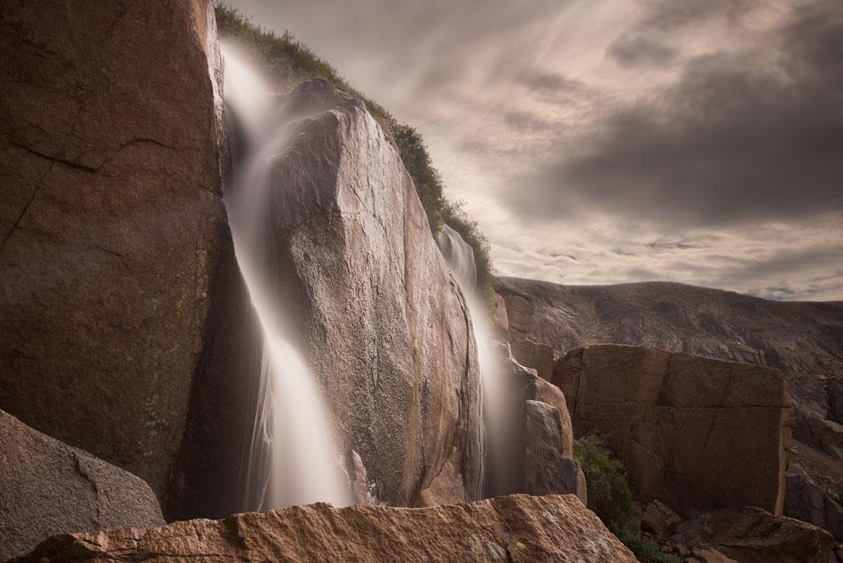 Trio Falls, Colorado, USA