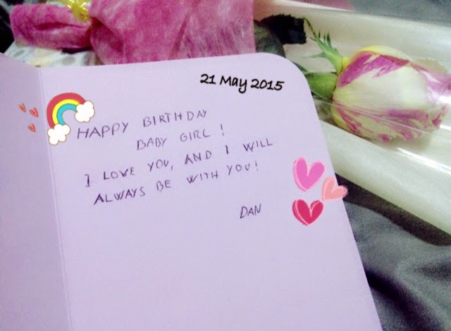 Sweet Love Card Message
