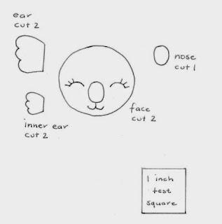 DIY, Ganchos para el Cabello con Diseño de Koala