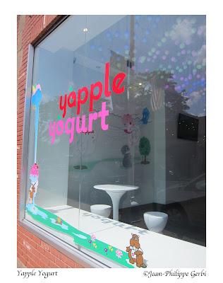 Image of Yapple Frozen Yogurt in Westfield, NJ