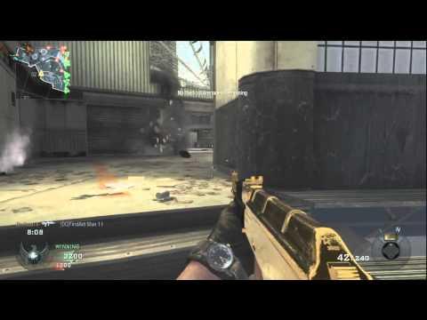 AK47 de ouro