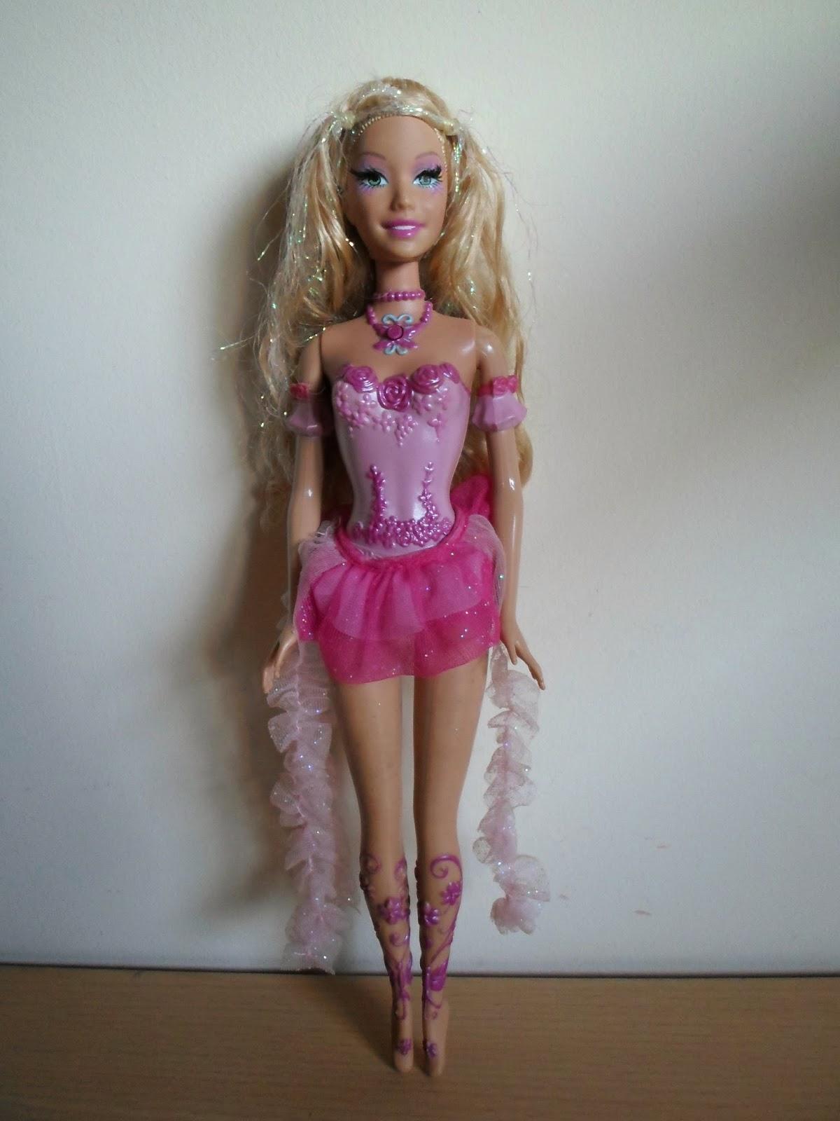 El rincón de mis muñecas: Barbie Elina de la película:Barbie Mermaidia