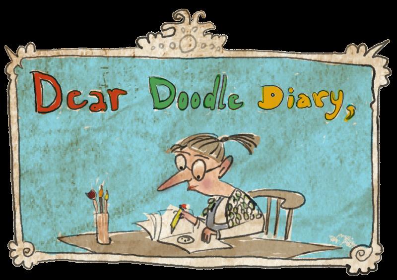 ~Dear Doodle Diary~