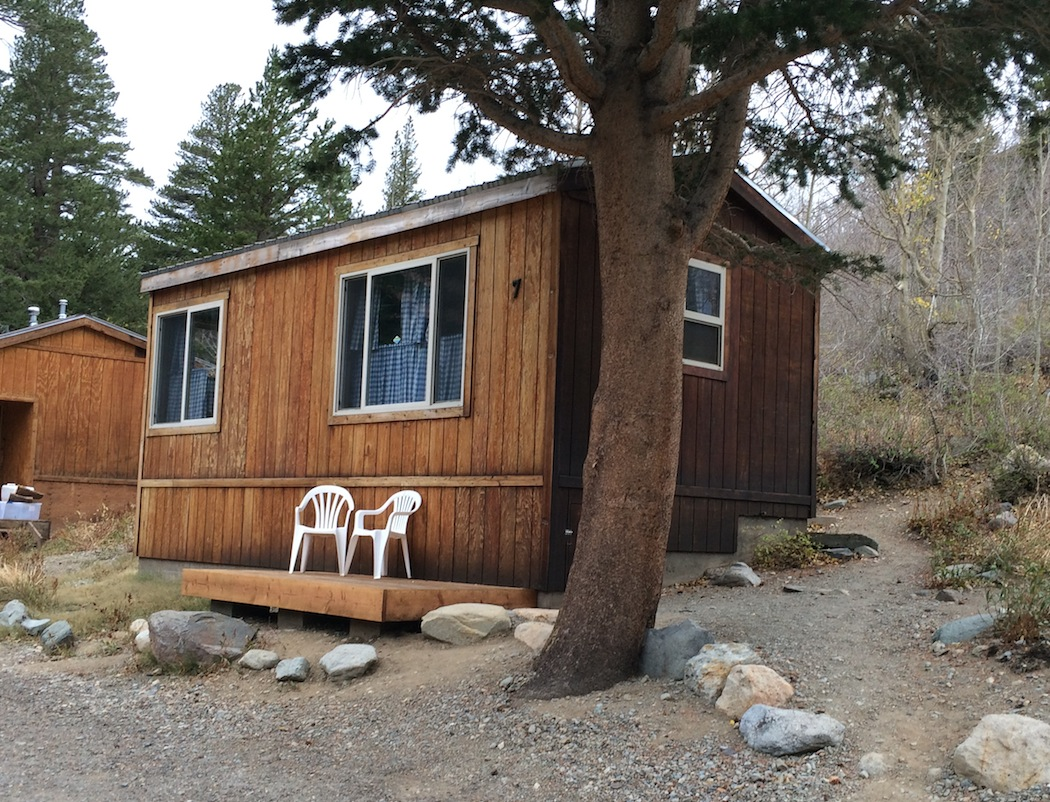 Superieur My 12u0027 X 24u0027 Cabin Had A Queen Size Bed, A Bath With A Shower, And A  Kitchen Complete With Stove, Refrigerator And Dinette. Better Yet It Had  Pots, ...