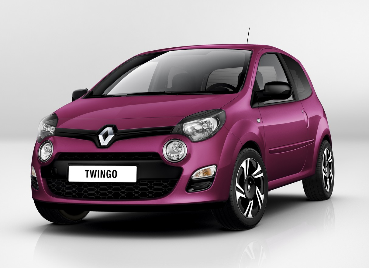 la gazette automobile nouveaut renault twingo 2. Black Bedroom Furniture Sets. Home Design Ideas
