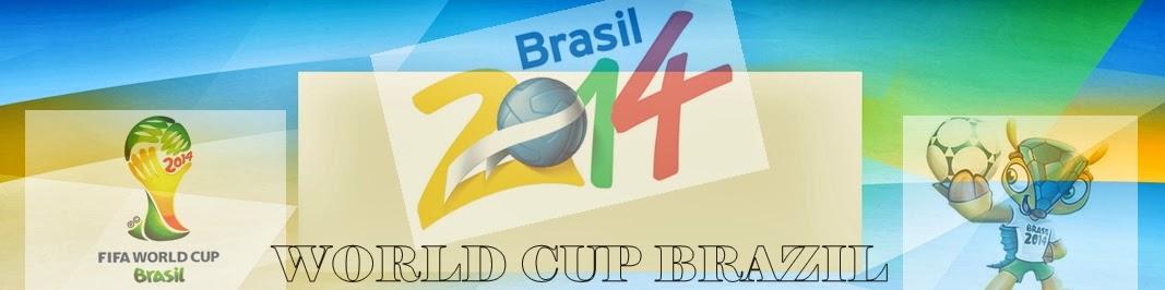 Cup Brazil 2014