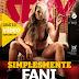 Veja o ensaio de Fani Pacheco nua na Revista Sexy