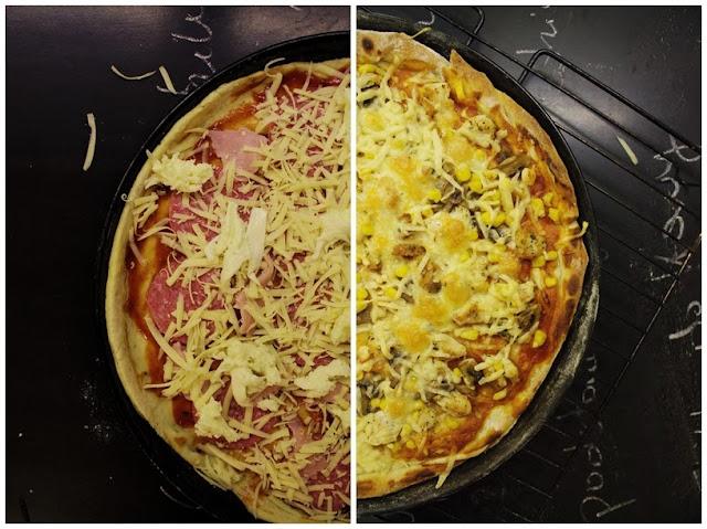 Domowa pizza jak z pizzeri
