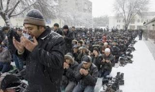 Bayangan Suram Masa Depan Muslim di Dagestan