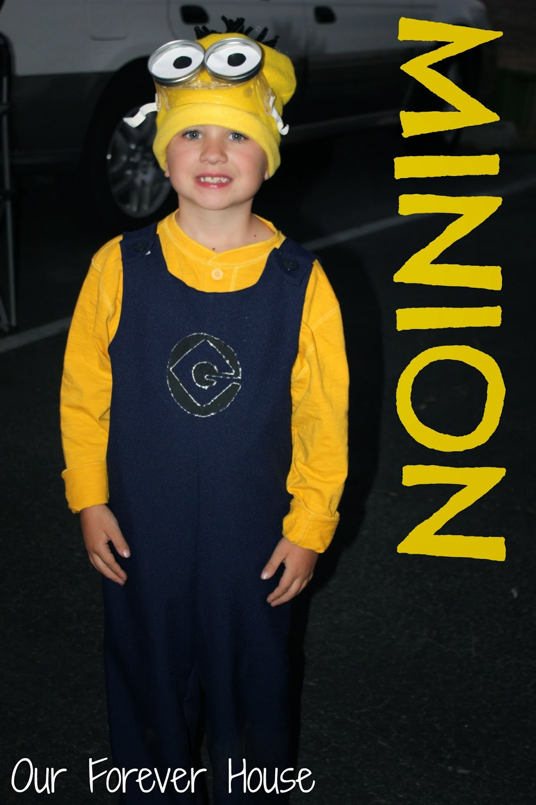 Our Forever House: Halloween Minion
