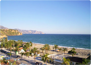 Nerja la mejor playa de Malaga