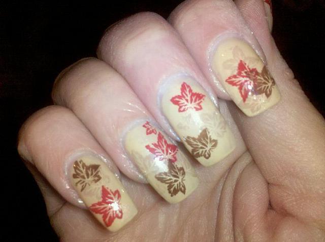 Christmas Nail Art Designs -29