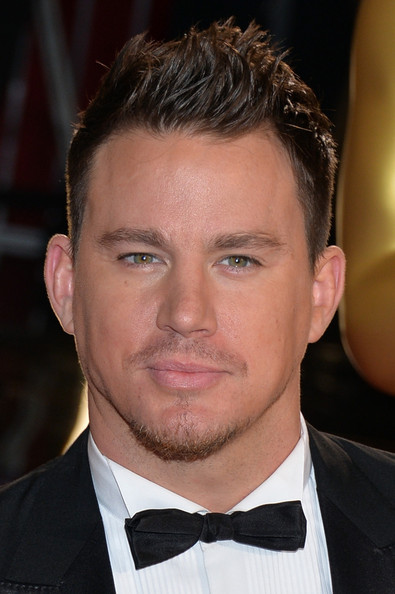 Channing Tatum High Resolution