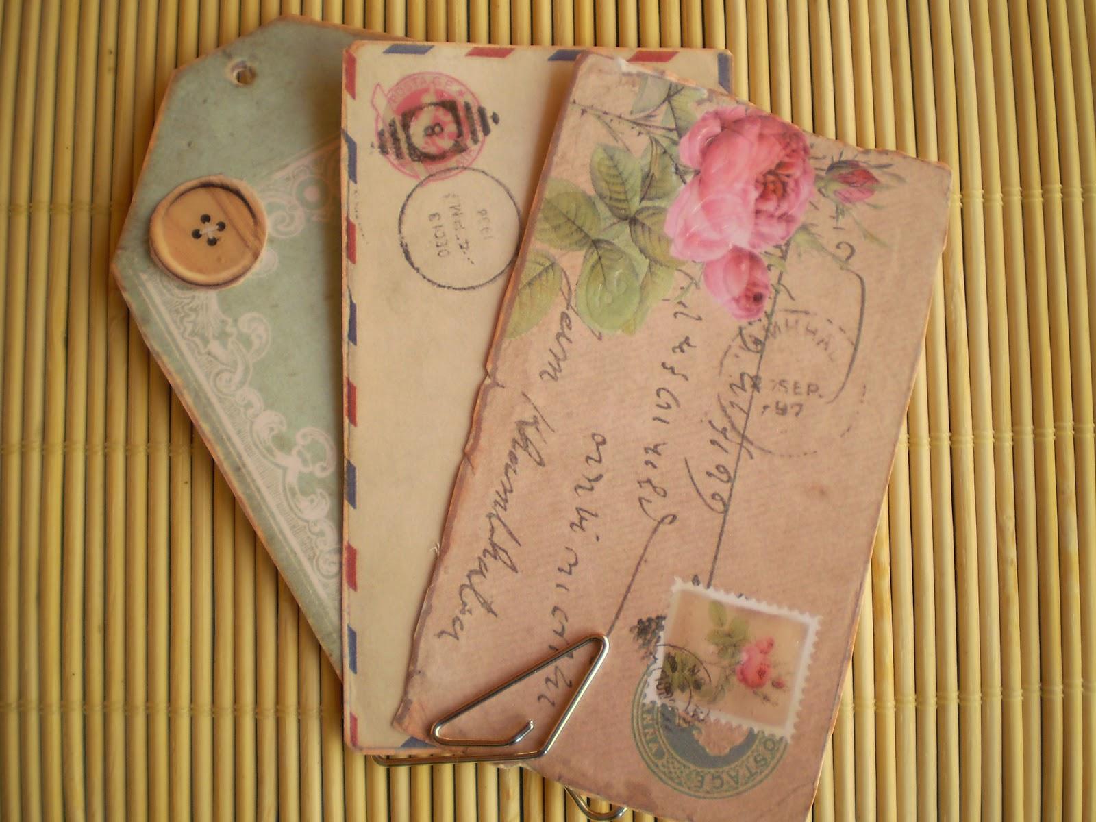 """Con trocitos de papel: Mi versión del proyecto """"Stationary Box"""" de ..."""