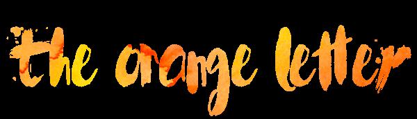 The Orange Letter