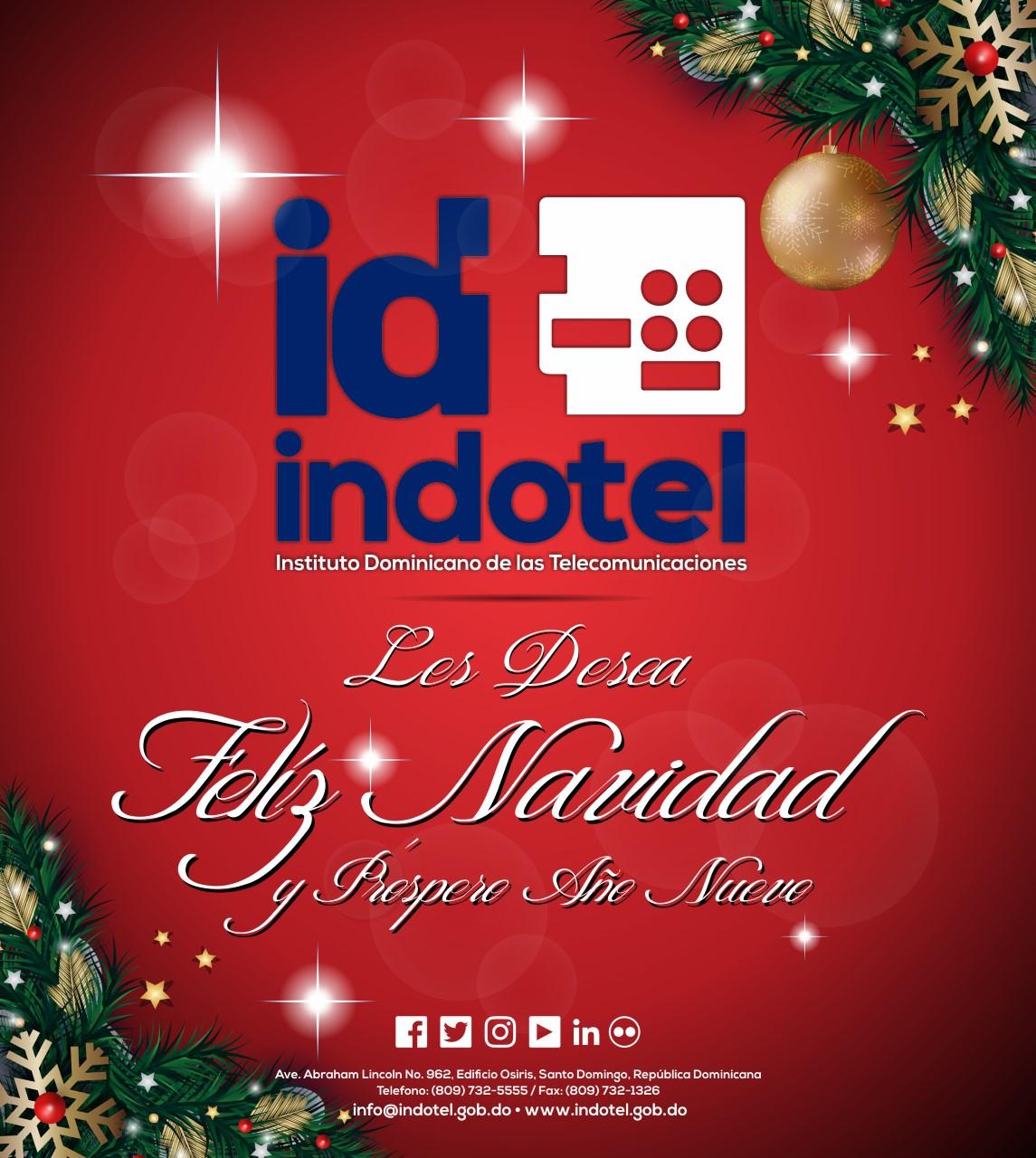 Publicidad Indotel