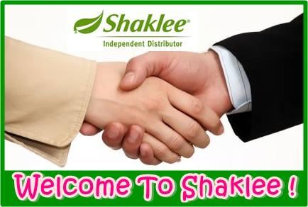 Ingin menjadi sebahagian dari shaklee