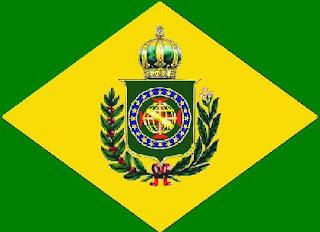 Bandeira brasileira imperial