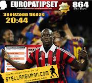 BarcelonaMilan på europatipsetspelförslag på stellanekman.com (barcelona milan)