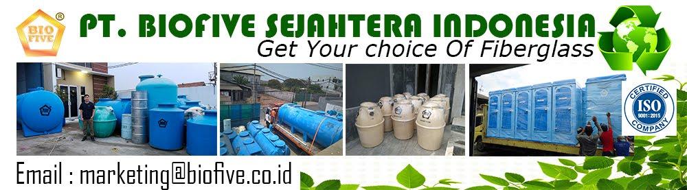 Septic Tank Bio, Septic Tank Biofive Ramah Lingkungan